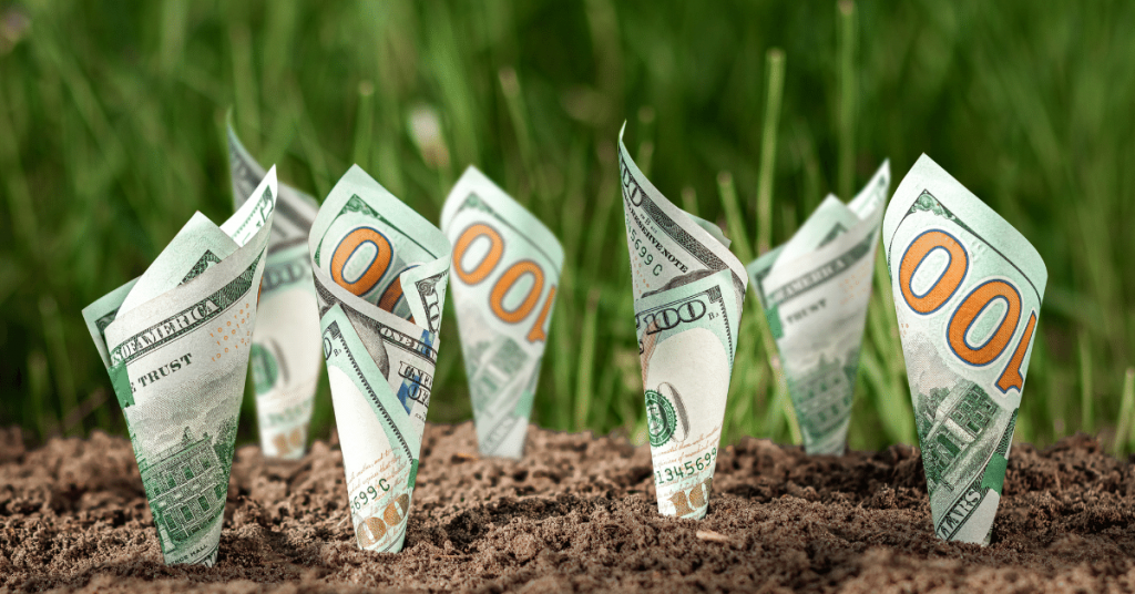 money in ground by coinloan